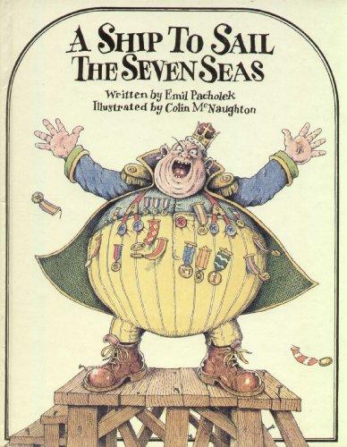 9780722656365: A Ship to Sail the Seven Seas (Viking Kestrel picture books)