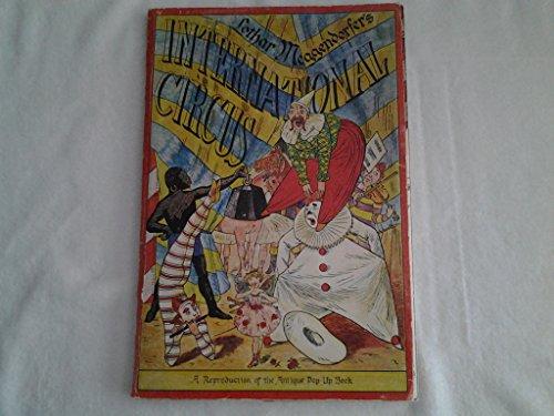 The International Circus Pop-up Book (Viking Kestrel Picture Books): Lothar Meggendorfer