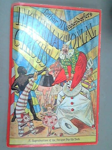 9780722656471: The International Circus Pop-up Book (Viking Kestrel Picture Books)