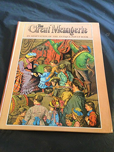 9780722656488: The Great Menagerie Pop-up Book (Viking Kestrel picture books)