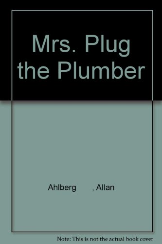 9780722656594: Mrs Plug the Plumber (Happy Families)
