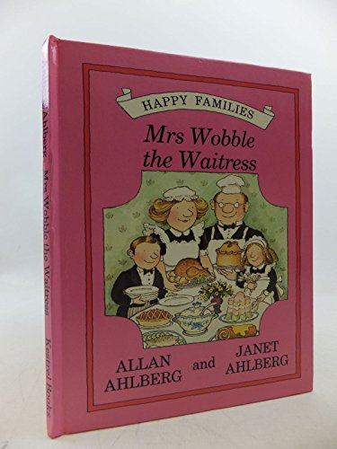 9780722656600: Mrs Wobble The Waitress (Happy Families)