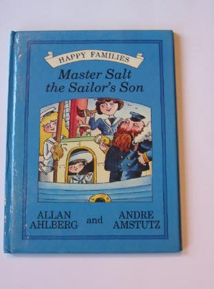 9780722656617: Master Salt The Sailors Son (Happy families)