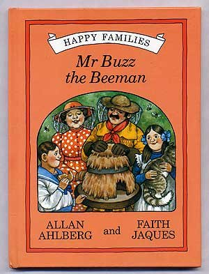 9780722656655: Mr. Buzz The Beeman