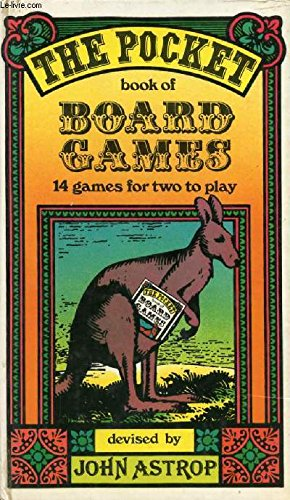9780722657355: The Pocket Book of Board Games