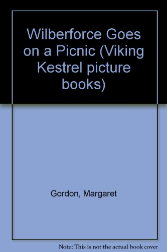 9780722657508: Wilberforce Goes On A Picnic (Viking Kestrel picture books)