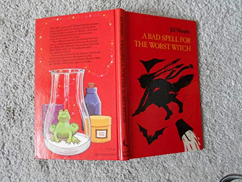 9780722657638: A Bad Spell for the Worst Witch