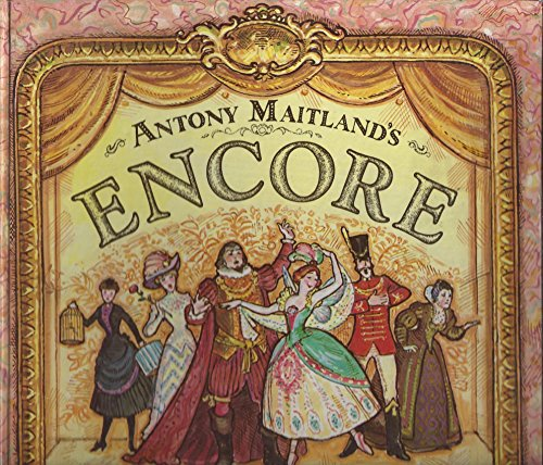 9780722657782: Encore: A Pop-up Book of Scenes from the Theatre (Viking Kestrel picture books)
