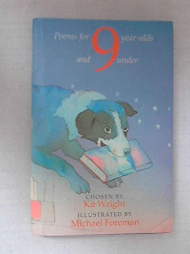 9780722657904: Poems for Nine Year Olds and Under