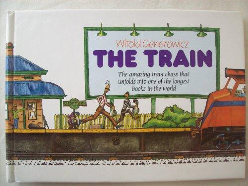 9780722658000: The Train (Viking Kestrel Picture Books)