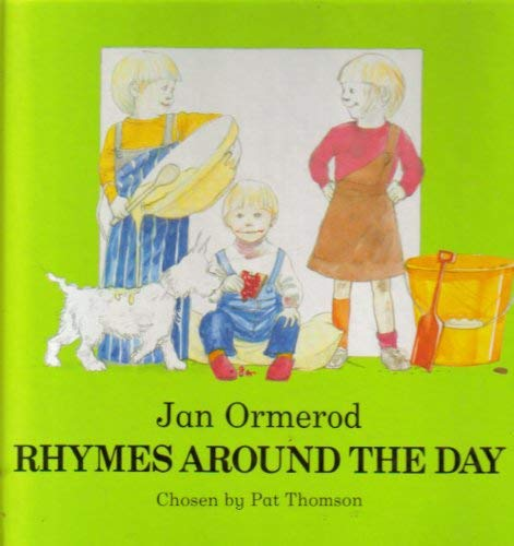 9780722658086: Rhymes Around the Day (Viking Kestrel picture books)