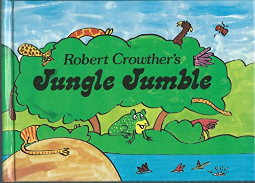Jungle Jumble (Viking Kestrel picture books): Crowther, Robert