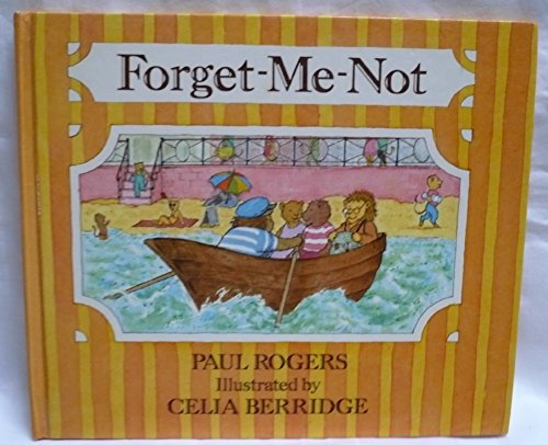 9780722658703: Forget-me-not (Viking Kestrel picture books)