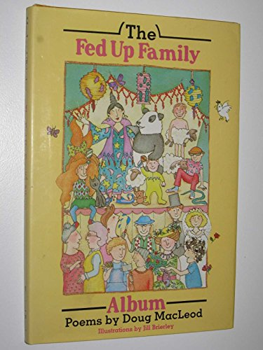 9780722658710: The Fed up Family Album: Poems