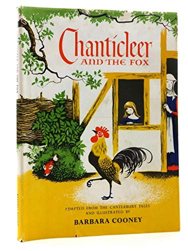 9780722659113: Chanticleer and the Fox (Viking Kestrel Picture Books)