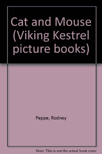 9780722660270: Cat and Mouse (Viking Kestrel Picture Books)