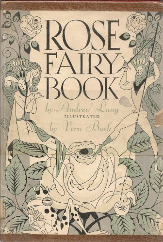 Rose Fairy Book: Andrew Lang