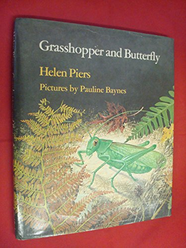9780722667996: Grasshopper and Butterfly (Viking Kestrel picture books)