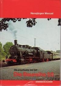 9780722744918: Die preußische G8/G81- Die Baureihe 55 Band 10 der Reihe