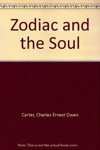 9780722900604: The Zodiac and the Soul