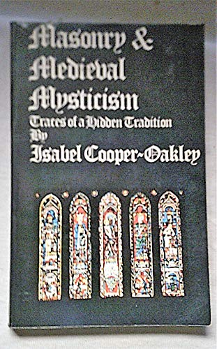 9780722950531: Masonry and Mediaeval Mysticism