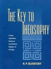 9780722950630: The Key to Theosophy