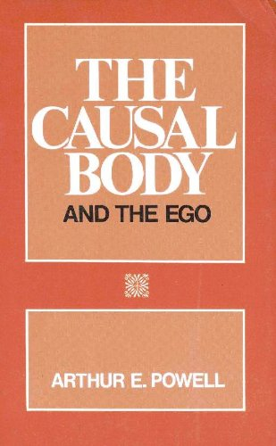 9780722950975: The Causal Body and the Ego