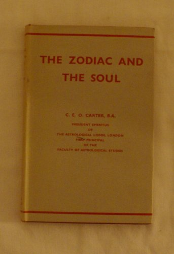 9780722950982: Zodiac and the Soul