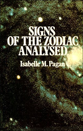 9780722951026: Signs of the Zodiac Analysed