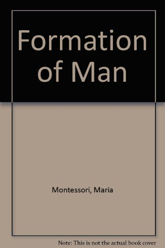 9780722970775: Formation of Man