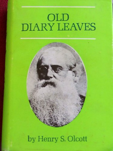 9780722971062: Old Diary Leaves: v. 1