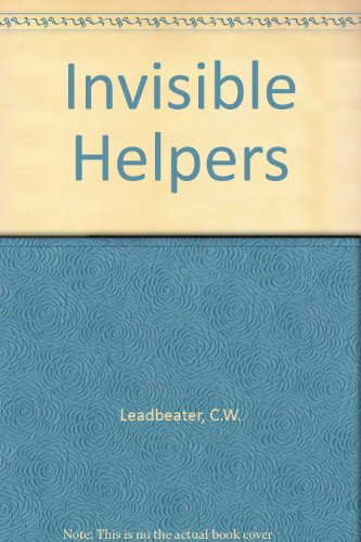 9780722971604: Invisible Helpers