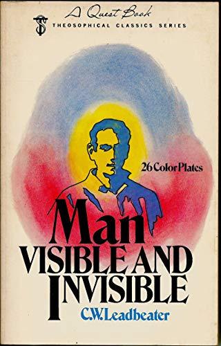 9780722973882: Man Visible and Invisible
