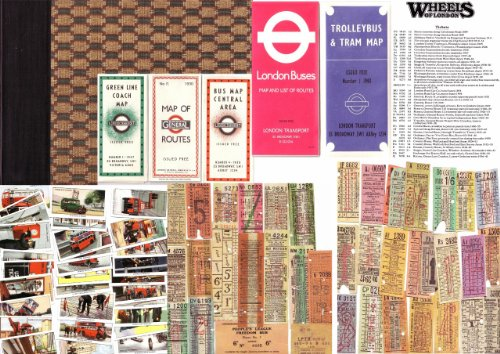 9780723000686: Wheels of London: The story of London's street transport;