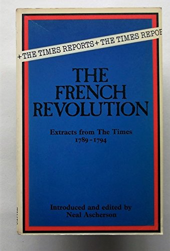9780723001324: French Revolution: Extracts from