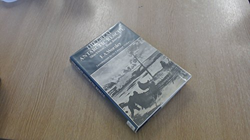 9780723001621: Great Antarctic Rescue: Shackleton's Boat Journey