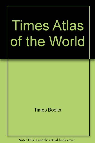 9780723002659: Times Atlas of the World