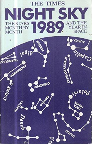 """9780723003090: """"Times"""" Night Sky 1989"""