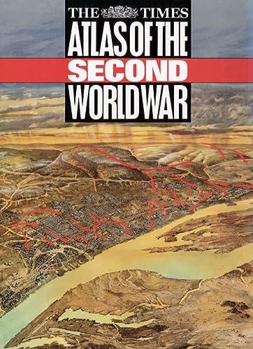 "9780723003175: ""Times"" Atlas of the Second World War"