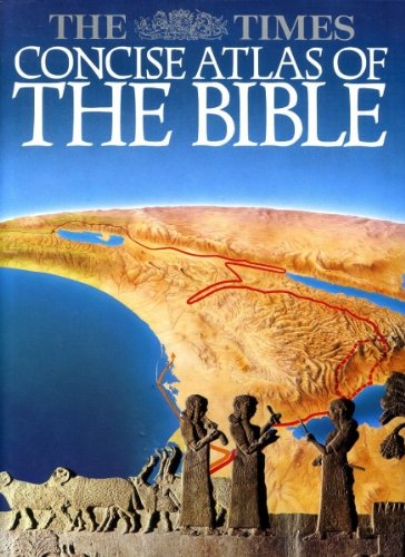 "9780723003458: The ""Times"" Concise Atlas of the Bible"