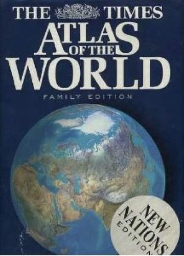 "9780723004905: ""Times"" Atlas of the World"