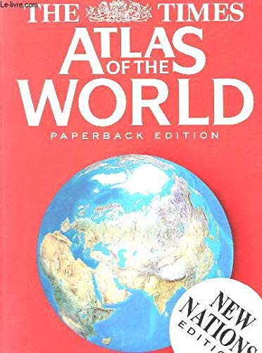 """9780723004912: """"Times"""" Atlas of the World"""