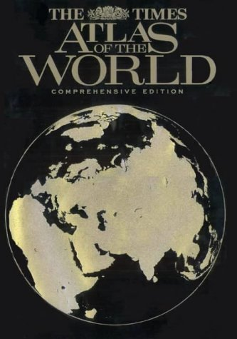 9780723004929: The Times Atlas of the World (World Atlas)