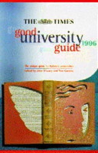"Times"" Good University Guide 1996-97: John O'Leary; Tom"