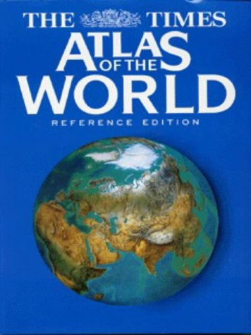 """9780723009016: """"Times"""" Atlas of the World"""