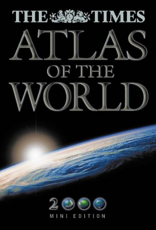 9780723009924: The Times Atlas of the World