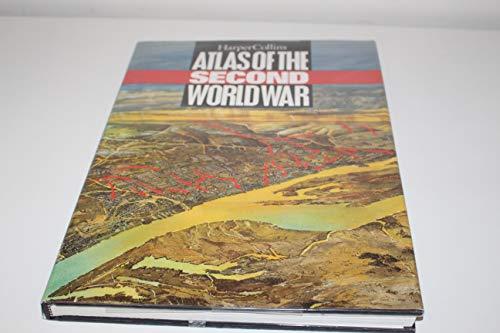 9780723010074: Atlas of the Second World War