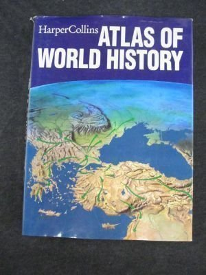 9780723010258: Harper Collins Atlas of World History