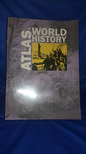 9780723010517: Harper Collins Atlas of World History