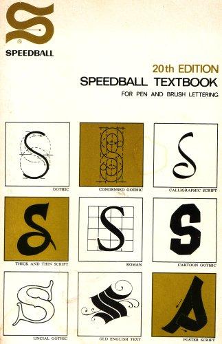 Speedball Textbook for Pen and Brush Lettering: DaBoll, Raymond
